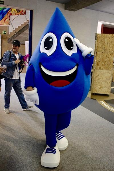 Mascota Publicitaria GOTI