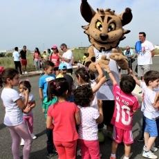 Lynx_Mascota Publicitaria Extremadura