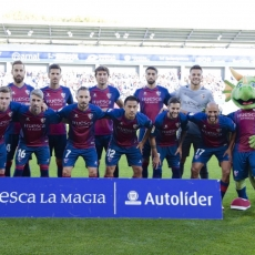 Mascota Deportiva SD Huesca DRAGONÉS