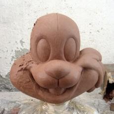 Mascota Publicitaria Conejo Quicky Nestlé