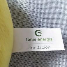 Peluche Publicitario Bombilla FENIE