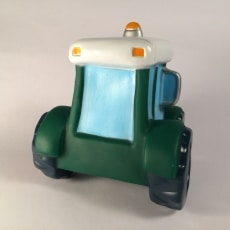 Hucha Tractor